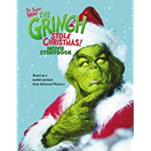 How the Grinch Stole Christmas! Movie Storybook by Louise Gikow (2000-10-24)