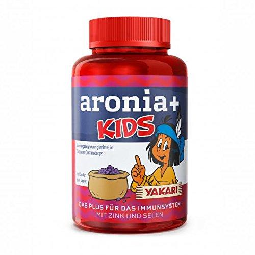 Preisvergleich Produktbild Aronia+ KIDS Vitamindrops, 60 St