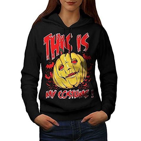 Halloween Kostüm Horror Women S Kapuzenpullover | Wellcoda (Draculas Frau Kostüm)