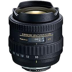 Tokina - AT-X AF 10-17mm f/3.5 - 4.5 pour petits capteurs uniquement - Monture Nikon