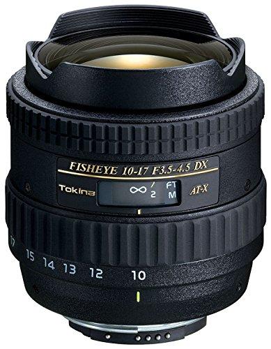 Preisvergleich Produktbild Tokina ATX 3,5-4,5/10-17 DX C/AF Objektiv für Canon