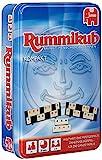 Jumbo JUM03817 Original Rummikub Kompakt in Metalldose, Brettspiel