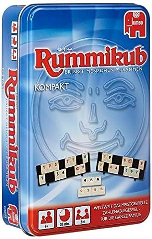 Jumbo - 3817 - Jeux de Société Allemand - Rummikub
