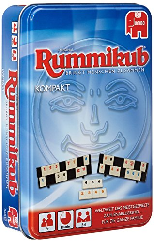 Jumbo 03817 - Juego Mesa Rummikub edición Premium