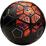 Gyronax Football(CR7) - Size: 5, Diameter: 26 cm (Pack of 1, Multicolor)