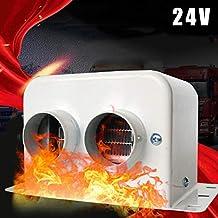 332PageAnn Heizl/üfter Scheibenenteise Kfz Heizung Energiesparend Leise Defroster 12V-500W F/ür Auto-LKW