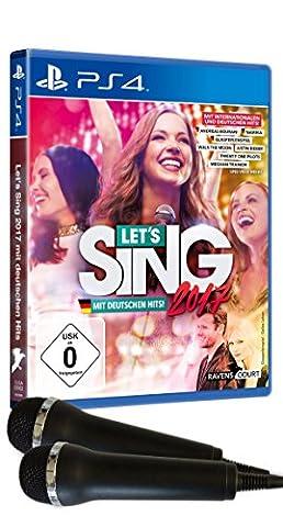 Let's Sing 2017 Inkl. Deutschen Hits (+2