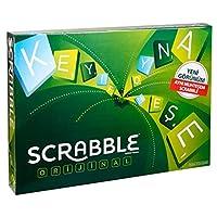 Scrabble  - Mattel Y9611 Kelime Oyunu, Türkçe