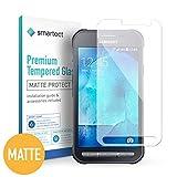 smartect Protection d'Écran en Verre Trempé pour Samsung Galaxy Xcover 3 [Mat] -...