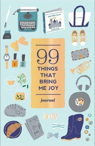 99 things that bring me joy guided journal