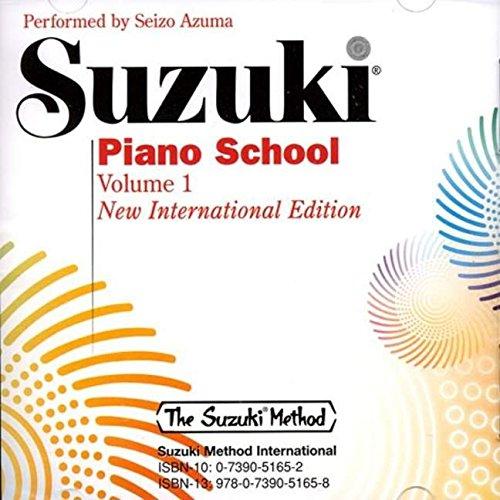 Suzuki Piano School Vol. 1 New International Edition CD: New International Editions (The Suzuki Method Core Materials)