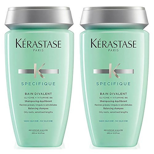Kérastase Specifique Bain Divalent Shampoo 250ml Duo