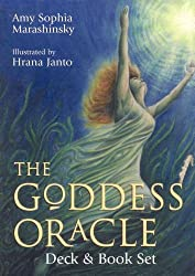 The Goddess Oracle Deck & Book Set by Amy Sophia Marashinsky (2006-01-01)