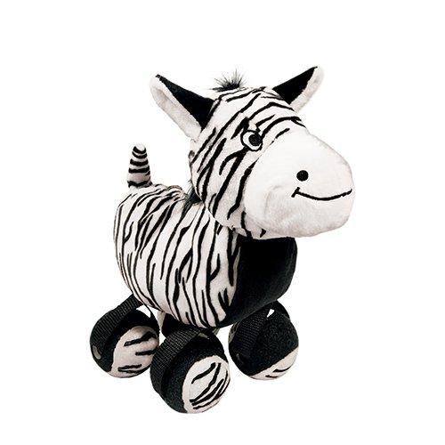 Kong Tennis Schuhe Zebra Hundespielzeug (Größe 1-tennis-schuhe)