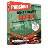 Pimsleur Veloce E Semplice Inglese: English for Italian Speakers