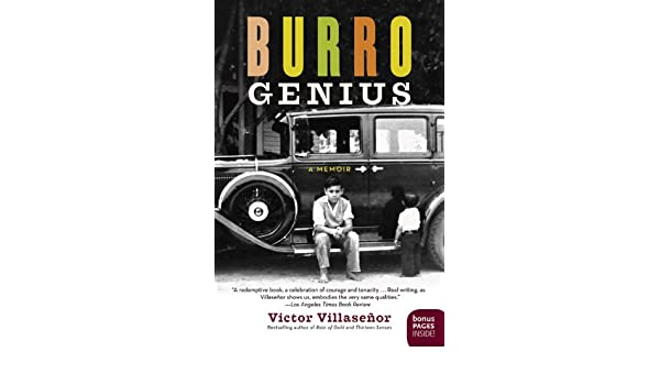 burro genius ebook victor villasenor at in