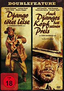Django Doublefeature, Vol. 2: Django tötet leise / Auch Djangos Kopf hat seinen Preis (Digital Remastered)