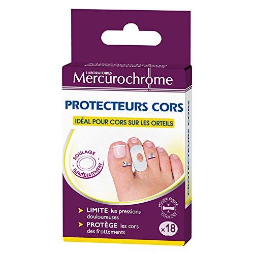 Mercurochrome Protecteur Cors Sur Orteils