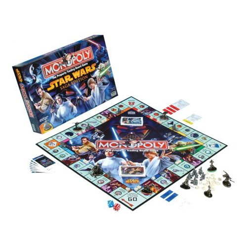 Star Wars Monopoly – Limited Edition - 2