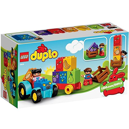 37 90 lego duplo 10615 mein erster traktor lernspielzeug. Black Bedroom Furniture Sets. Home Design Ideas