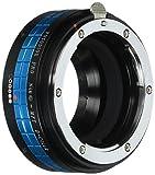 Adaptador de objetivos Nikon para cámaras sin espejo Micro 4/3
