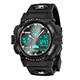 Easony LED Waterproof Wrist Watches for Kids - Best Gifts