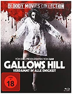 Gallows Hill - Bloody Movies Collection, Uncut [Blu-ray]