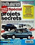 AUTO JOURNAL (L') [No 13] du 01/08/1994 - PEUGEOT - RENAULT - CITROEN - SPECIAL...