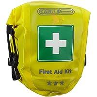 Ortlieb Erste-Hilfe-Set First-Aid-Kit Safety Level Regular, Yellow, 12 x 8 x 11 cm, 0.6 Liter preisvergleich bei billige-tabletten.eu