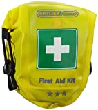 Ortlieb Erste-Hilfe-Set First-Aid-Kit Safety Level Regular, Yellow, 12 x 8 x 11 cm, 0.6 Liter