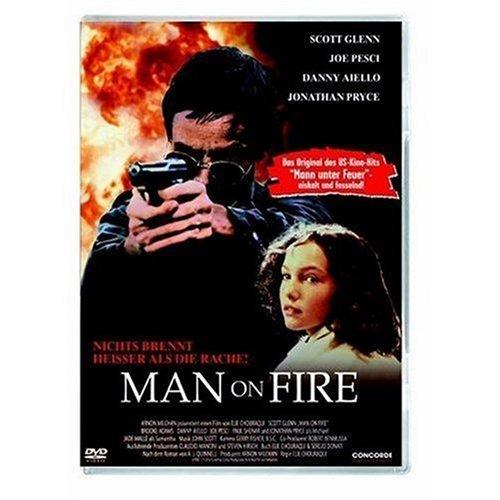 Man on Fire (Absinthe) [DVD] by Scott Glenn