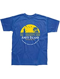 Amity Island Jaws Inspired T-Shirt