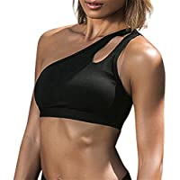 Damark(TM) Ropa Camiseta sin Mangas Tank Tops para Mujeres, Verano Sexy Deporte Casual Lace Chaleco Blusa Tops Blusas Crop Tops Vest T Shirt Fiesta en la Playa para Mujeres Chica Joven