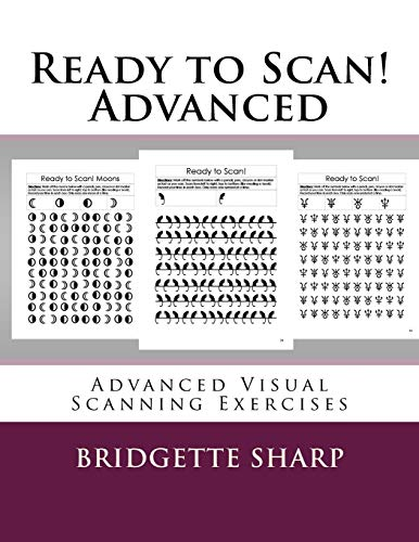 Ready Scan (Ready to Scan! Advanced: Advanced Visual Scanning Exercises)