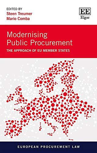 Modernising Public Procurement (European Procurement Law)