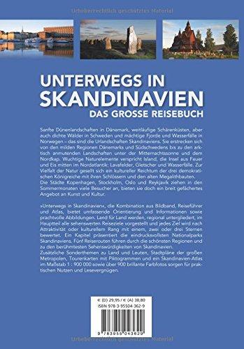 Unterwegs in Skandinavien: Das große Reisebuch (KUNTH Unterwegs in ... / Das grosse Reisebuch): Alle Infos bei Amazon