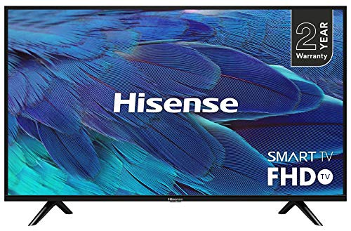 Hisense H40B5600UK 40-Inch Full HD 1080p smart TV  with Freeview Play (2019)