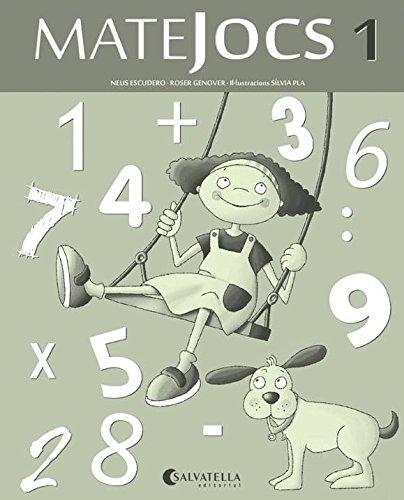 Aquesta col·lecció té com a objectiu reforçar els continguts curriculars de matemàtiques i treballar les habilitats necessàries per millorar el rendiment en aquesta àrea. Per això es treballarà el càlcul mental, la numeració, les operacions aritmètiq...