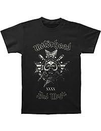 Motörhead banda Camiseta baño Magic de S de 2x l, negro, medium