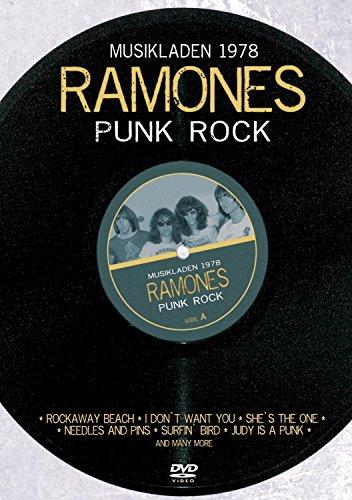 Ramones - Punk Rock Live 1978