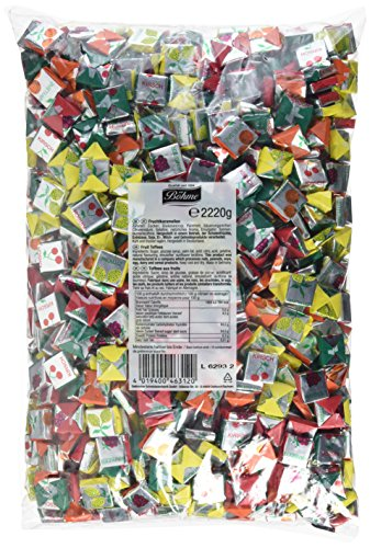 Böhme Fruchtkaramellen, 1er Pack (1 x 2220 g)