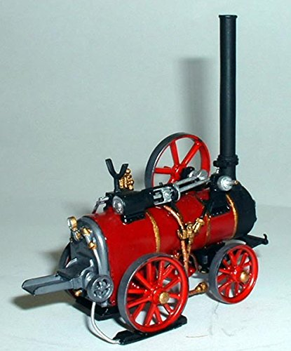 foster-ss-portable-steam-engine-1907-oo-scale-176-unpainted-model-kit