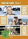 Louis de Funès Edition 4 [3 DVDs] -