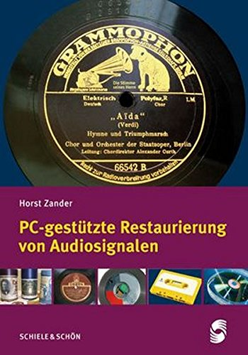 PC-gestützte Restaurierung von Audiosignalen