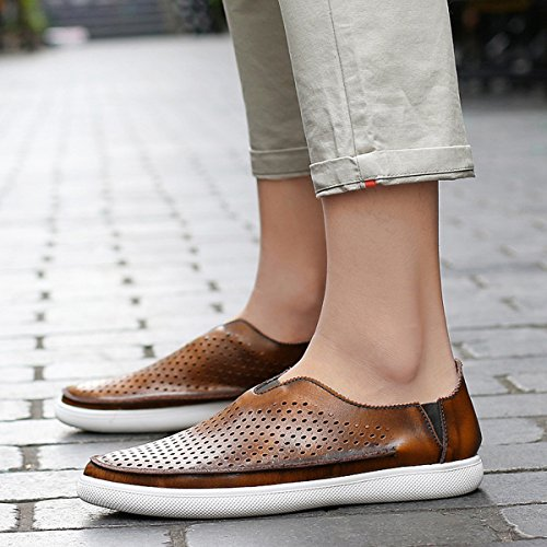 Miyoopark , Basses homme Style2-Brown