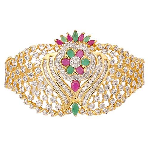 swasti-jewels-zircon-fashion-jewellery-statement-bracelet-kada-for-women