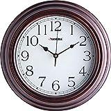 Lorell Clock, Brown