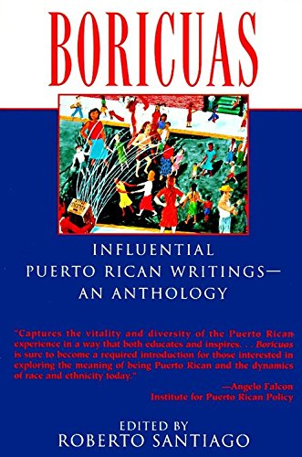 Boricuas: Influential Puerto Rican Writings - An Anthology por Roberto Santiago