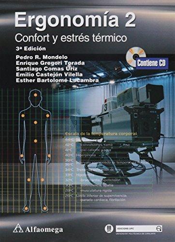 Descargar Libro Ergonomia 2 - Confort y Estres Termico - C/ CD-ROM de Pedro R. Mondelo