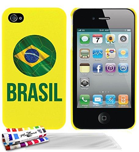custodia-rigida-finissima-gialla-originale-di-muzzano-dal-modello-pallone-da-calcio-brasil-per-apple